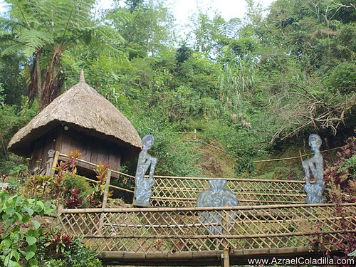 Baguio tour blog 10 -  Tam-awan Village