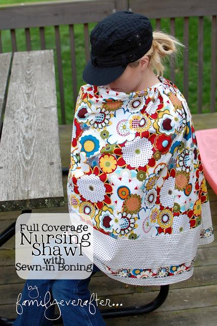 Full Coverage Nursing Cover