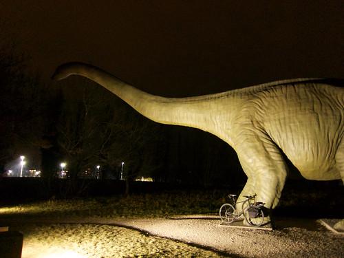 Dino at Grün80