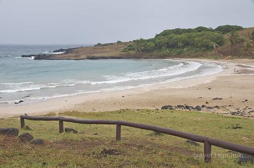 【写真】2015 世界一周 : アナケナビーチ/2021-04-05/PICT8638