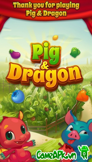 Pig and Dragon v1.4.8 hack full Coins & Jewels cho Android