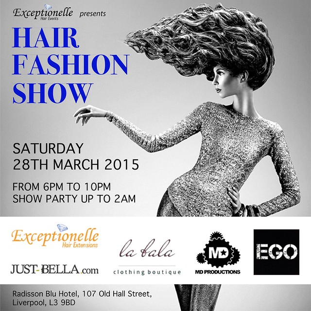 Exceptionelle Hair Show Liverpool,Exceptionelle Hair show, Exceptionelle Hair, Exceptionelle Hair event,Liverpool Exceptionelle Hair
