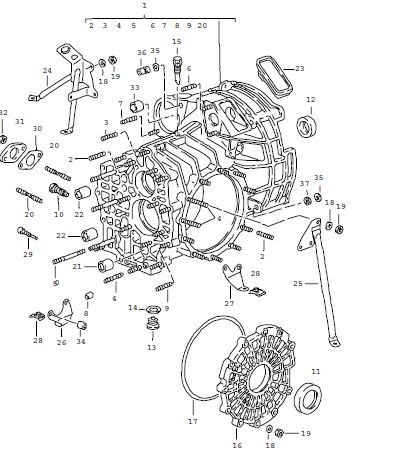 porsche rsr turbo porsche 911 white wiring diagram