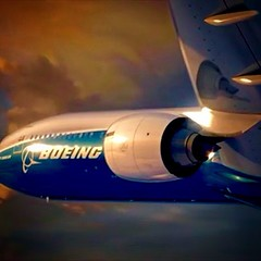 Boeing 77-300ER  #Aviation #Aircraft #Boeing #b777