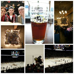 Ice Hockey PhotoGrid