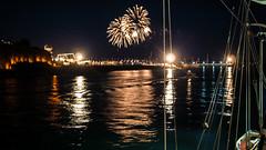 Brest 2016 - Feux d'artifice