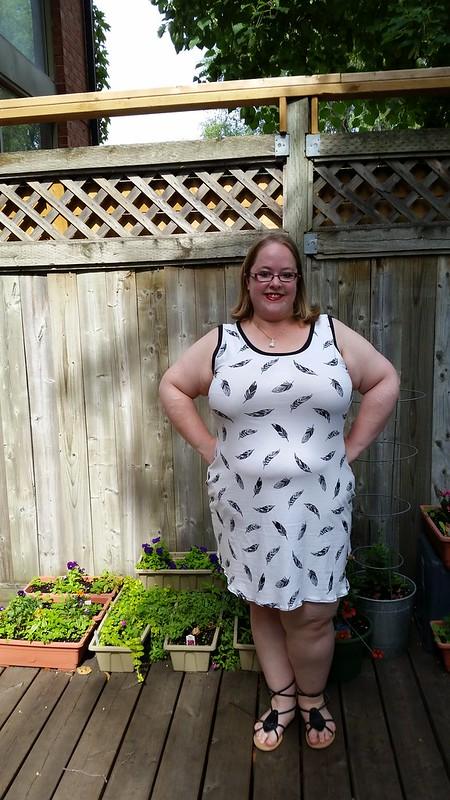 Concord Tank Dress