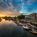Richmond_Cats_Canal_07-16-6774-5 by Mel Sebastian