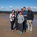 Kate, Emily, David, Lise, Finlay, Darren, and Uli at Yellowcraigs Play Paek by dogtooth77