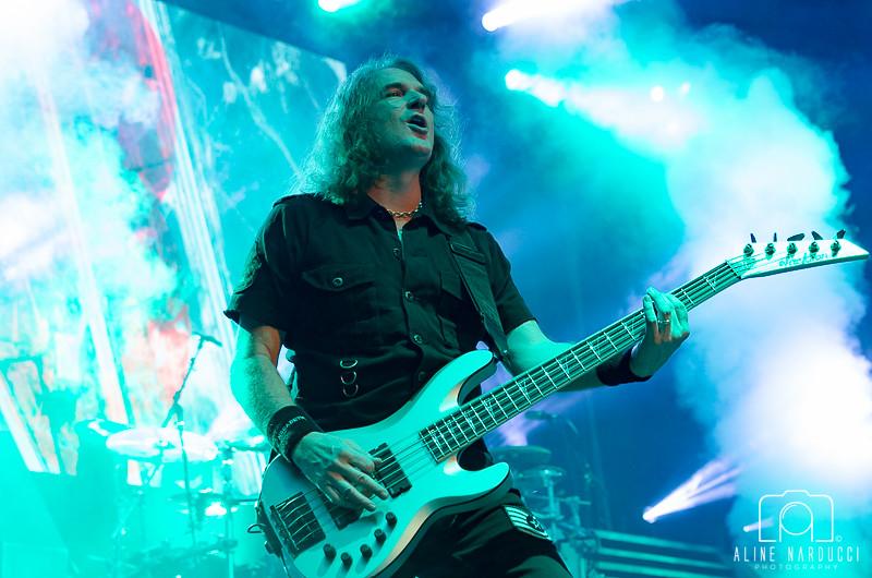 Megadeth - Live Espaço das Américas - 07-08-2016