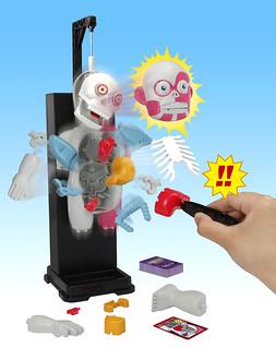 恐怖度倍增!《放學後的怪談系列》推出威力加強的「BONE-VER」ドキドキクラッシュ人体模型BONE-VER(ボンバー)