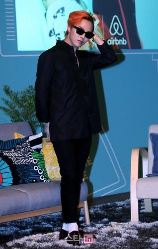 G-Dragon - Airbnb x G-Dragon - 20aug2015 - Star in - 30