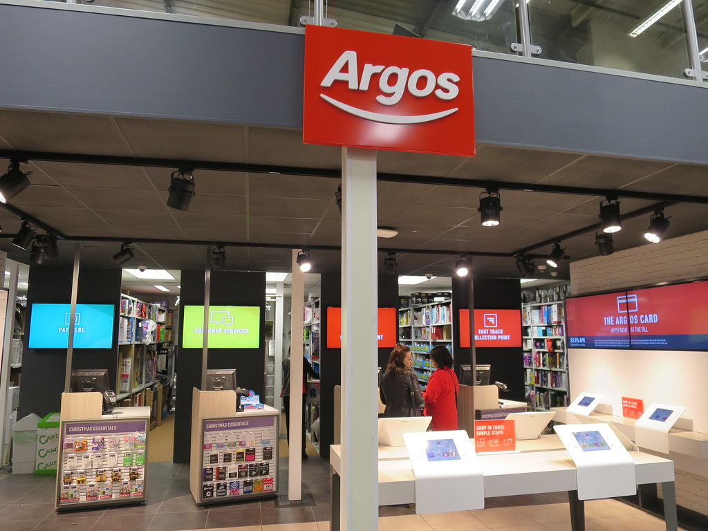 Argos in Homebase. Whut?