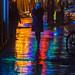Sidewalk Glow by Corey Templeton