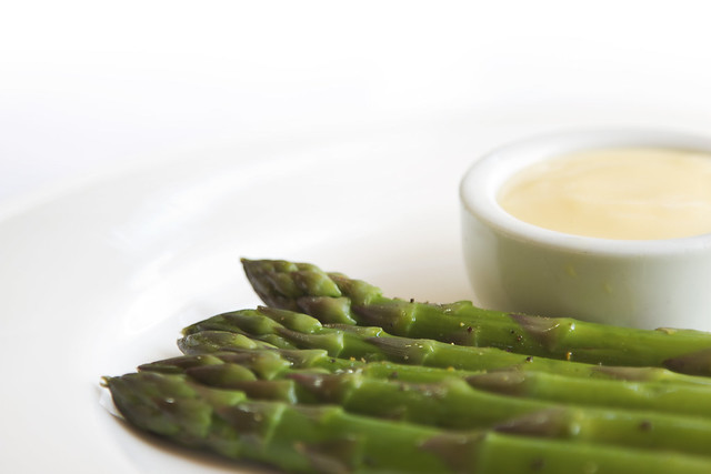Asparagus © ROH. Photograph by ROH Restaurants, 2014