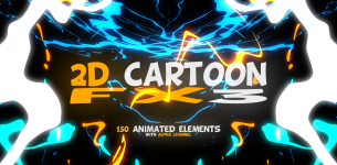 2D Cartoon FX 3