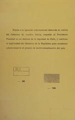 1978 Chilean Plebiscite