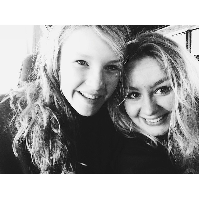 Iphoneography; bus rides with Emma