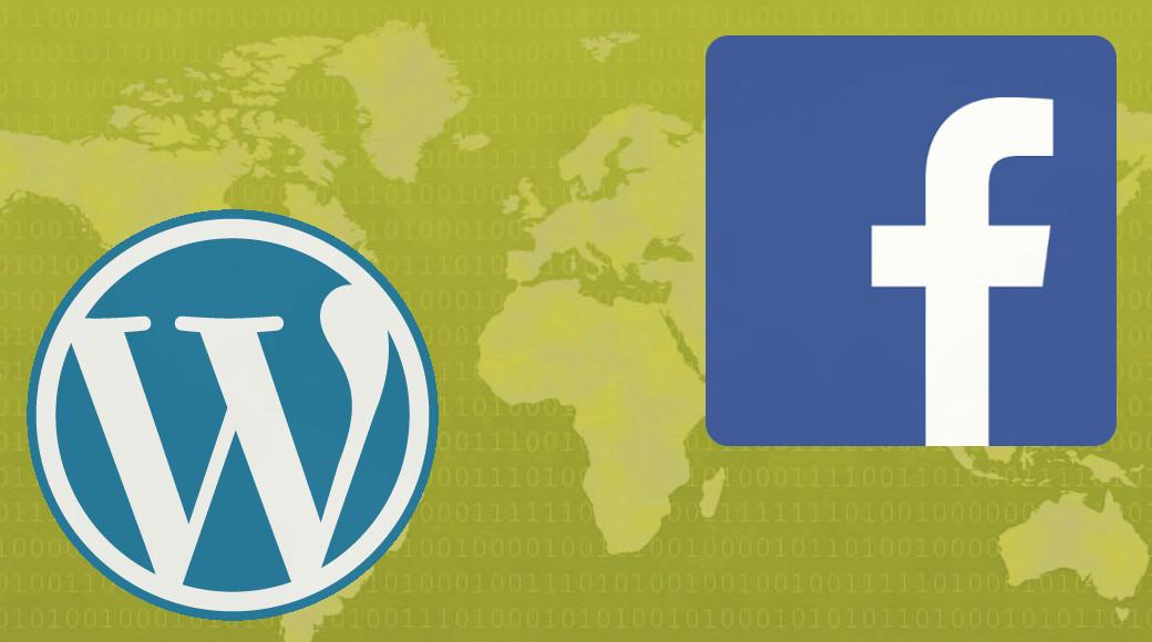WordPressとSNS連携(Facebook編)