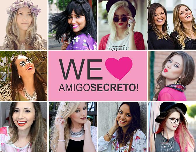 we love amigo secreto