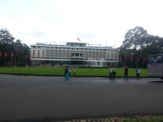 Palacio reunificacion