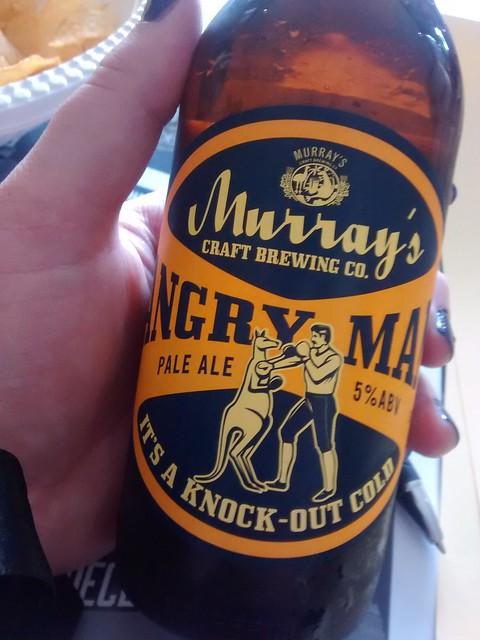 angry man murrays pale ale