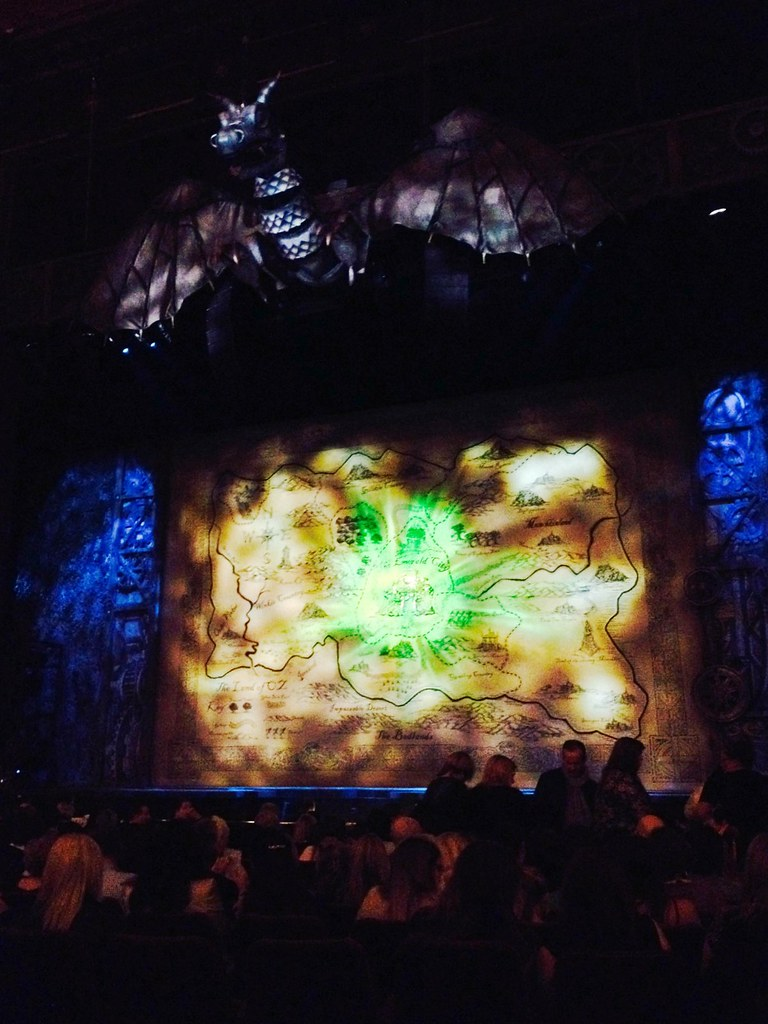 Wicked at Edinburgh Playhouse 8