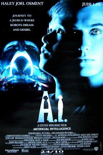 Trí Tuệ Nhân Tạo - A.i. Artificial... (2001)