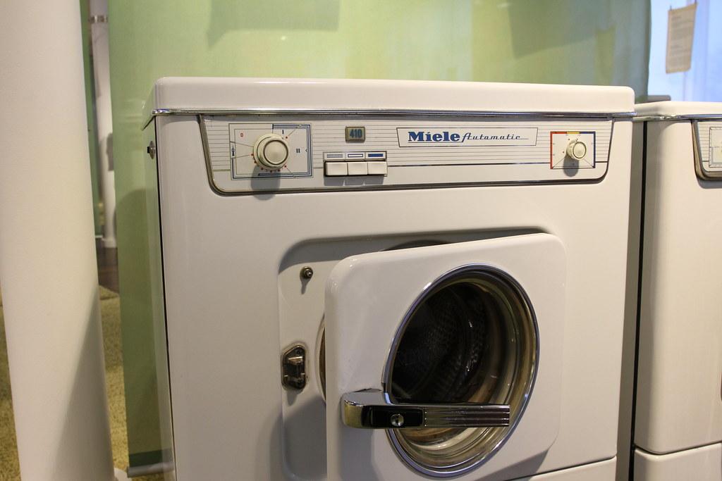 Waschvollautomat 410