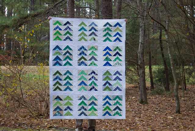 Tent Camp Quilt - Grace Circle do. Good Stitches