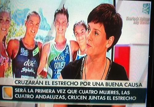 AionSur 15985300576_0f61809f76_d Miriam Gómez, una ex del Ohmio que desafió al Estrecho para cumplir su sueño y el de muchos otros Atletismo Deportes