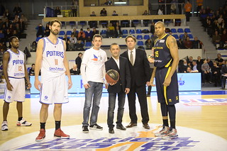 Basket, PB86 : Poitiers - Toulon (2014-2015)