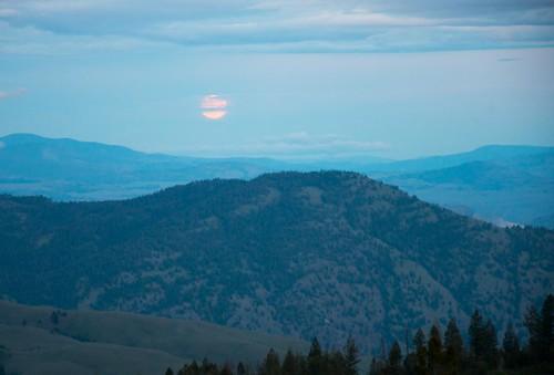 moon washington unitedstates loomis easternwashington dnr pacificnorthwesttrail loomisstateforest