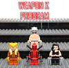 [GROUP] [MOC] Weapon X Program
