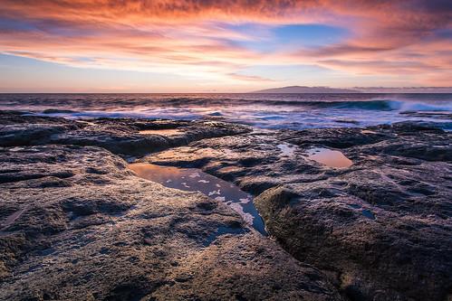 coast waves kanaren urlaub insel canaries teneriffa küste wellen brandung kanarischeinseln winter201314