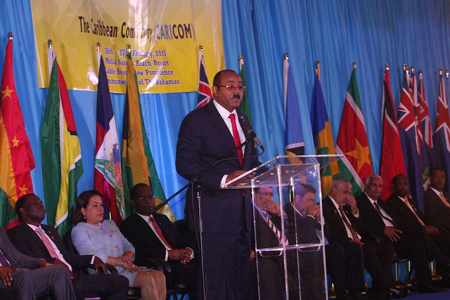 PM Gaston Browne