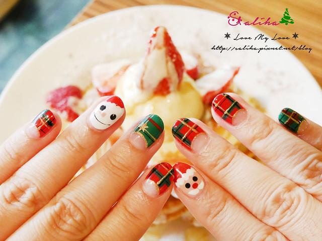 中山站聖誕節美甲光療指甲 (7)
