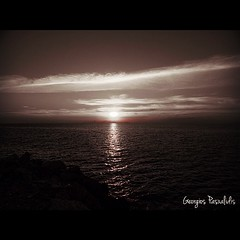 SUNSET.....AEGEAN SEA.....GREECE.....