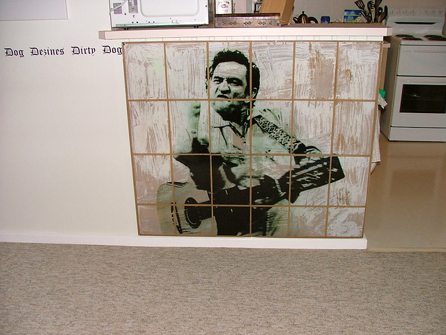 Johnn Cash Poster