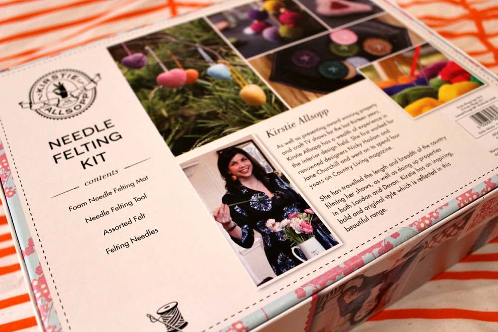 Kirstie Allsopp Needle Felting Kit