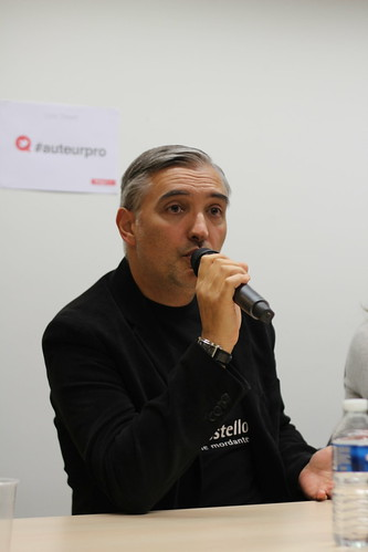 Laurent Bettoni - Auteur-entrepreneur au Labo de l'édition