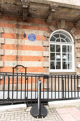 Photo of London School of Tropical Medicine and Hospital for Tropical Diseases blue plaque