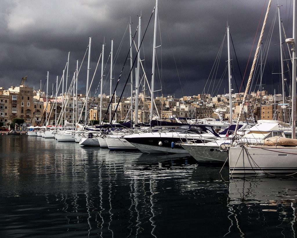 Malta 2010: Port of Valletta
