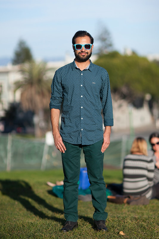 Karthik Dolores Park, men, Quick Shots, San Francisco, street fashion, street style
