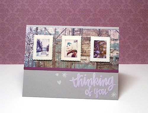 Thinking of you Card #294