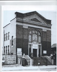 117352  U. S. Brooklyn New York Jewish Synagogue