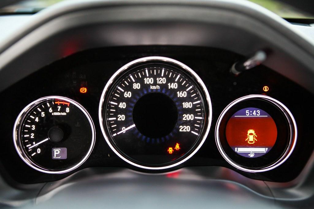 Honda HRV test drive - malaysia