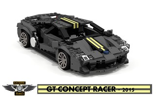 GT Concept Racer - 2015 (Eastern Rebels Custom)