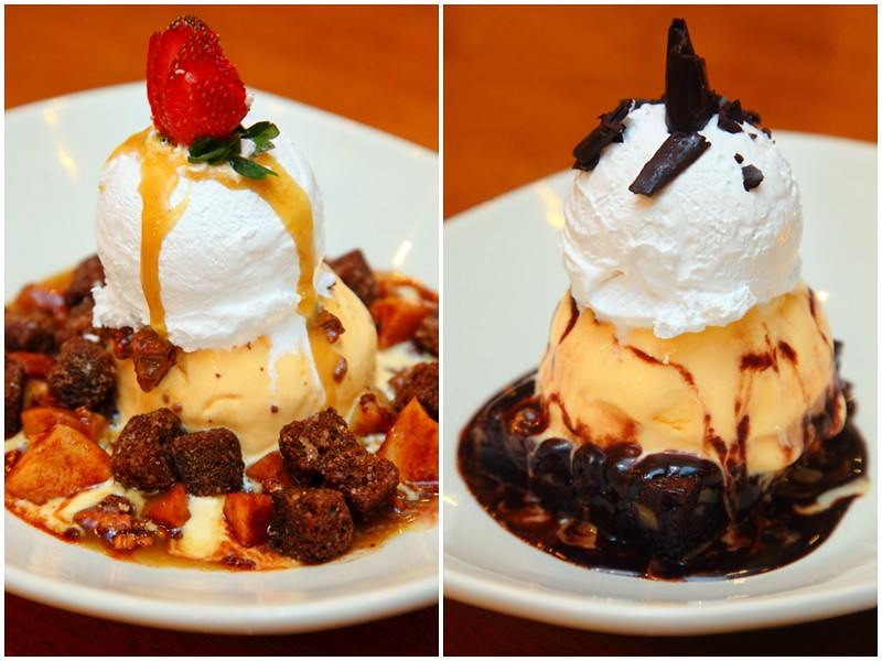 Outback Steakhouse Desserts
