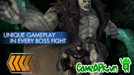 Batman: Arkham City Lockdown v1.0.1~2 Hack Points cho Android